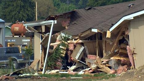 Port Angeles man bulldozes neighbors' property | Strange days indeed... | Scoop.it