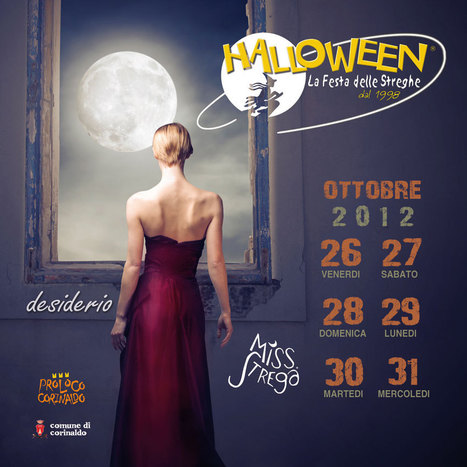 Corinaldo Halloween capital of Italy | Le Marche another Italy | Scoop.it