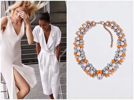 Zara primavera-estate 2014 | il catalogo e gli scatti migliori dallo street style | Encanthè | style and lifestyle blog | Life style | Scoop.it