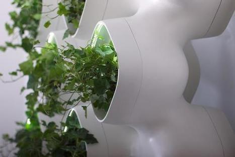 BIO-MECHANICAL POD, sistema productor de aire fresco | Arquitectura Genética | Scoop.it
