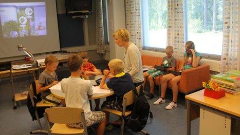 Se acabaron las materias: la revolución educativa de Finlandia   Higher Education   Scoop.it