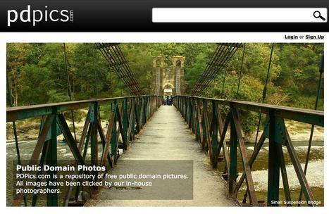 10 sites pour trouver des photos HD gratuites pour vos blogs | com digitale | Scoop.it
