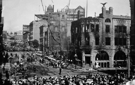 The 1910 bombing of the Los Angeles Times - Framework - Photos and Video - Visual Storytelling from the Los Angeles Times | Fotógrafos na minha rede | Scoop.it