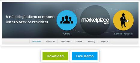 Techandmarket: Top Three Thumbtack Clone Developers. | Thumbtack clone and Taskrabbit clone script | Scoop.it
