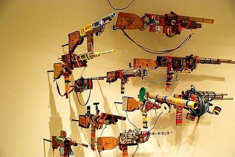Hommage à André Robillard ou la célébration des fêlés - www.la-bas.org | Merveilles - Marvels | Scoop.it