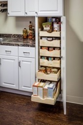 Get Rid of Clutter by Reorganizing Your Kitchen Cabinets - Kitchen Solvers | Custom Cabinet | Scoop.it