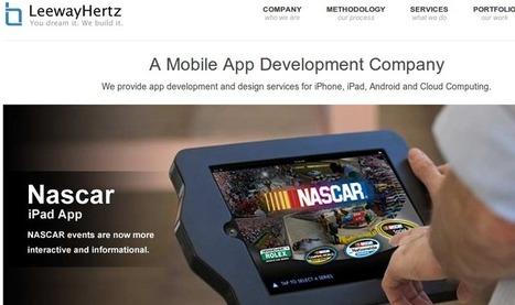 Top 10 iPhone App Development Companies To Choose From | Best Design Tutorials | iPhone Application Developer | Scoop.it