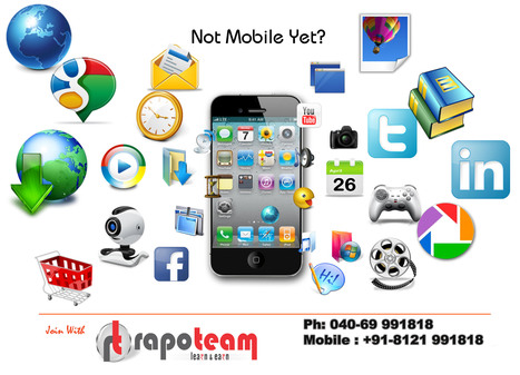 Rapoteam - Android & iPhone Applications Development Team | RapoTeam (Mobile Application Development Training Team), | Scoop.it