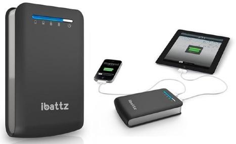 iBattz BattStation Tough Pro.. keeps your gadgets going | Technology | Scoop.it
