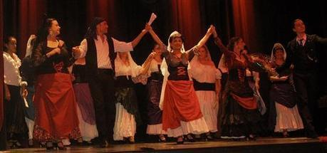 Spectacle Chagny : une soirée au rythme du flamenco - Bien Public | La danse flamenco et sévillanes | Scoop.it