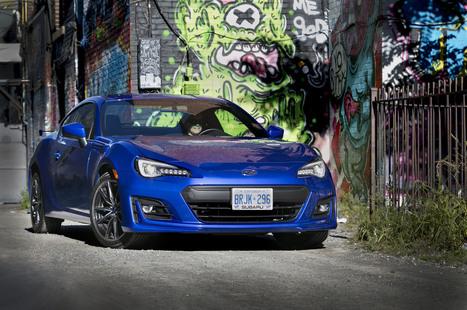 2017 Subaru BRZ Review – Better, Not Best   The Automotive View   Scoop.it