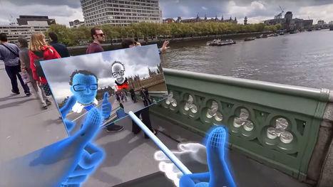 Facebook invente le SELFIE en Réalité Virtuelle | Machines Pensantes | Scoop.it