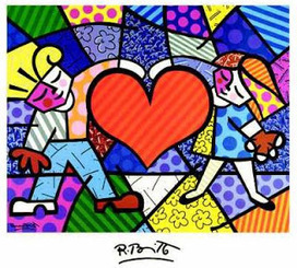 Learn to Teach.Teach to Learn.: Romero Britto Inspired Pattern Hearts - Gr 5 | SMART TINKER SCOOPS FOR PARENTS | Scoop.it
