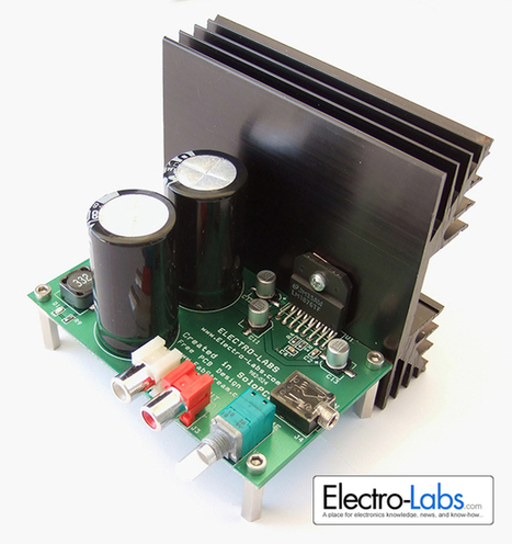 Electro-Labs.com - A place for electronics knowledge, news and know-how... | Micro-contrôleurs | Scoop.it
