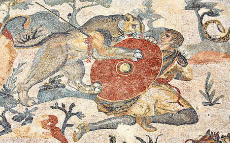 Sicily: a miracle at Villa del Casale - Telegraph | Anthropology, Archaeology, and History | Scoop.it