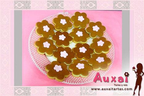 Receta galletas de mantequilla | Auxai Tartas | Scoop.it