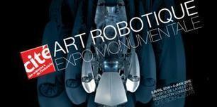 L'art robotique s'installe à la Cité des Sciences jusqu'en janvier 2015   Digital et Culture   Scoop.it