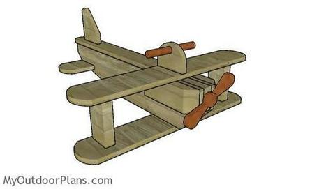 Airplane Swing Plans | MyOutdoorPlans | Free Woodworking Plans and Projects, DIY Shed, Wooden Playhouse, Pergola, Bbq | Garden Plans | Scoop.it