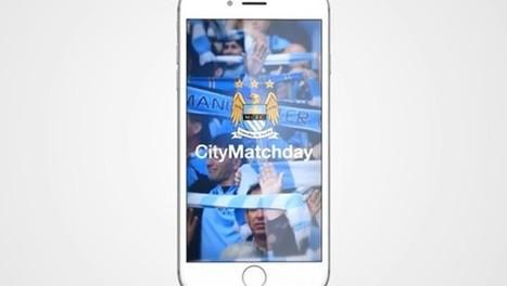 Man City 1er club à lancer une appli second screen #digisport | Le sport à l'ère du connecté | Scoop.it