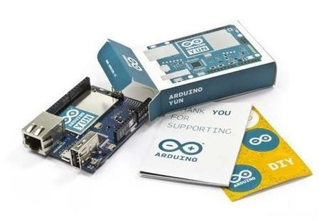 Arduino releases new Yun, a Arduino, Linux and Wi-Fi mashup   Arduino   Scoop.it