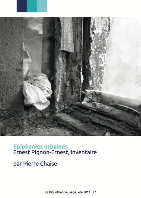[BKS#1] Ernest Pignon-Ernest, inventaire   La BibliotheK Sauvage   Scoop.it