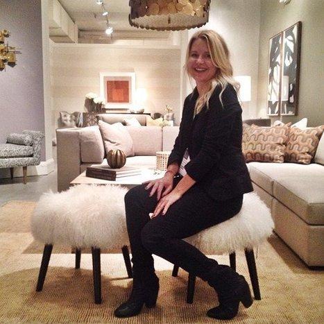 New Furniture from DwellStudio High Point Fall Market 2013 ... | Refurbishment Inspiration | Scoop.it