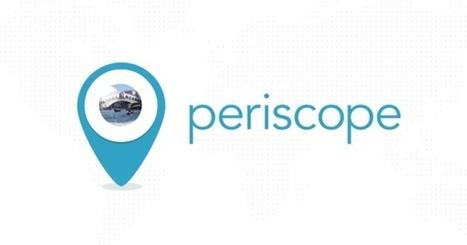 Así es Periscope, la app de Twitter para retransmitir tu vida en directo | PROFES ENredADOS | Scoop.it