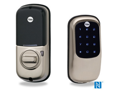 Yale introduces residential deadbolt with NFC unlocking • NFC World+ | NFC solutions | Scoop.it