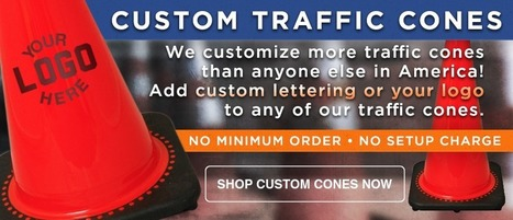 Traffic Safety Store - America's Trusted Source for Traffic Safety Supplies | Traffic Cones | Scoop.it