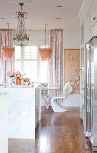 Những căn phòng màu hồng mê hoặc phái nữ | Noi that | Scoop.it
