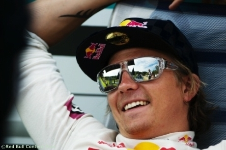 Räikkönen: Let's just try to finish the rally | RacingNewsFlash.com | Finland | Scoop.it