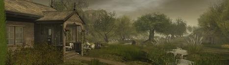 Farewell, Frisland , Laluna Island - Second Life  - Ziki Questi | Second Life Destinations | Scoop.it