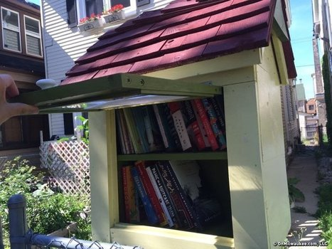 20,000 pages of kindness inspired by one empty Little Free Library | Library world, new trends, technologies | Scoop.it