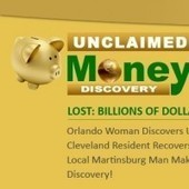 Unclaimed money- Claim it with unclaimed money discovery | Free ... | FoundMoney | Scoop.it