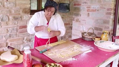 Le Marche Food: Tagliatelle Piceno Style | Le Marche and Food | Scoop.it