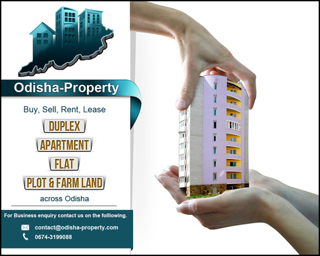 Odisha-Property One Stop Solution Of Your Property Related Query | Real Estate Property Portal | Scoop.it
