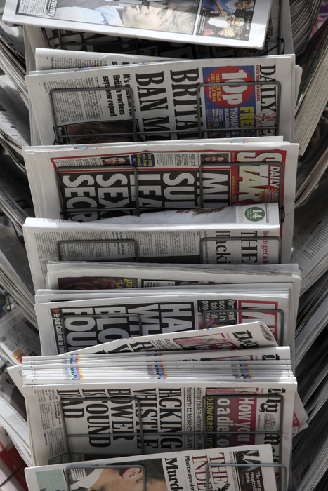 Anti-BNP regional dailies are losing readers as well | The Indigenous Uprising of the British Isles | Scoop.it