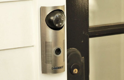 Video: DoorBot the Wi-Fi Enabled Smart Doorbell | Home Automation | Scoop.it