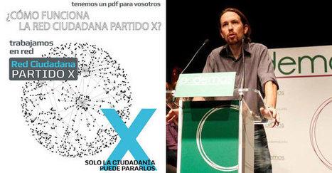 El Partido X cede su método de participación ciudadana a la iniciativa Podemos | Noticias, news | Scoop.it