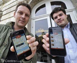 L'application smartphone qui « géolocalise » les plats du jour | Innovations, Technologies, Geekeries et Autres | Scoop.it