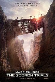 MUNDO SNITRAM: Maze Runner: The Scorch Trials | Ficção científica literária | Scoop.it