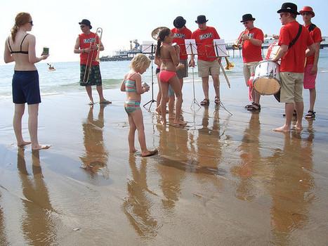 Beach Fanfare Sonic art | DESARTSONNANTS - CRÉATION SONORE ET ENVIRONNEMENT - ENVIRONMENTAL SOUND ART - PAYSAGES ET ECOLOGIE SONORE | Scoop.it