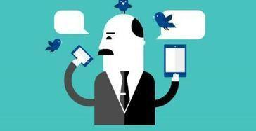 Pourquoi les patrons devraient plus utiliser les médias sociaux ? | Inbound Marketing B2B et Médias sociaux | Scoop.it