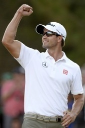 Adam Scott is the World's Number 1 golfer @ PGA | Business and Sport Management | Scoop.it