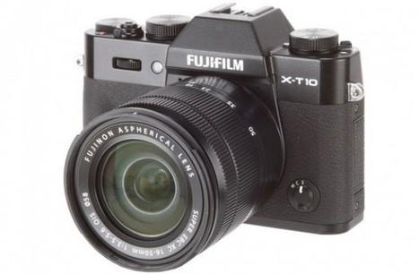 FujiFilm X-T10 review | TrustedReviews | Fujifilm X Series APS C sensor camera | Scoop.it