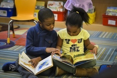 Why kids still need 'real books' to read — and time in school to enjoy them - The Washington Post | Librarians in the real world | Scoop.it