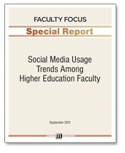 Social Media Usage Trends Among Higher Education Faculty | NetworkedPractice | Scoop.it