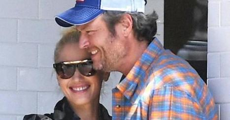 Blake Shelton and Gwen Stefani's latest pictures prove they absolutely adore each other | Country Music Today | Scoop.it