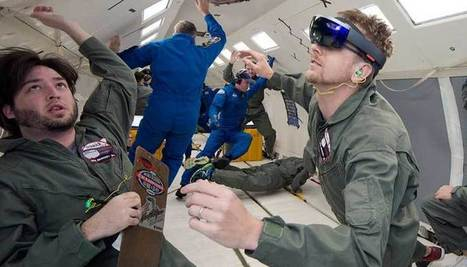 NASA and Microsoft to Develop Project Sidekick to Help Astronauts | Augmented Reality | Scoop.it