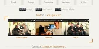 Fundme.fr: quand une start-up recherche un investisseur (et vice-versa) | Partenariat | Scoop.it